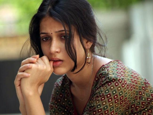 Lavanya Tripathi  escape to movie shoot