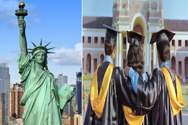 Why Indian students prefer US for higher education - Sakshi
