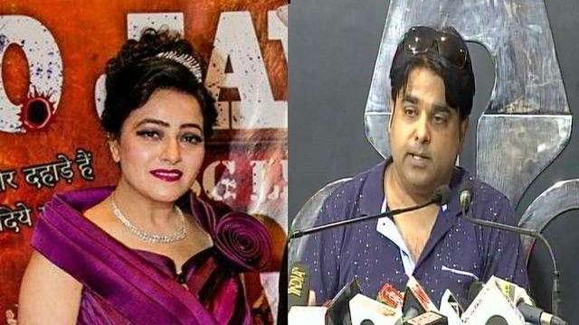 Honeypreet would spend nights inside Ram Rahim's gufa, claims ex-husband Vishwas Gupta