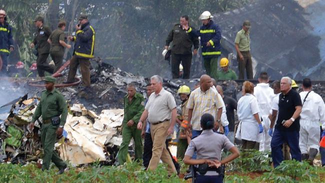 cuba-flight-cuba-plane-crash-passenger-ap-politics