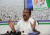 ysrcp lashes out at chandrababu niadu over ap capital - Sakshi