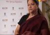 Demanding Vasundhara Rajes Ouster - Sakshi