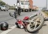 Man died in road accident - Sakshi