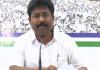 Adimulapu Suresh slams AP Cm Chandrababu Naidu - Sakshi