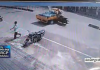 Road accident in Mancherial - Sakshi