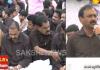 YSRCP leader bhumana karunakar reddy slams TDP government - Vanchana Vyatireka Deeksha  - Sakshi