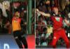 IPL 2018 AB de Villiers on Superman catch - Sakshi
