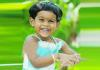 Five Years Child Died Slips From Eighth Floor Karnataka - Sakshi