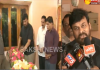 Chiranjeevi pays condolences to Sr Journalist Nanda Gopal - Sakshi