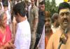Priests Meets YS Jagan at Praja Sankalpa Padayatra - Sakshi