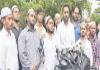 Nandyal Muslim Youth Fires On TDP Government - Sakshi