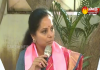 TRS Will Definitely Win in Elections Says MP Kavitha  - Sakshi