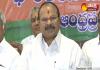 BJP Leader Kanna Lakshminarayana Fires On Chandrababu Naidu Over Congress Alliance - Sakshi
