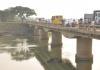 Lorry Rolle Obered in Canal East Godavari - Sakshi