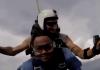 Birthday Wishes To YS Jagan By Kotha Ramakrishna Through Skydiving - Sakshi