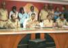 Jyothi Murder Case: Police Produce Accused Before Media - Sakshi