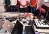 Cricket Betting Racket Arrested In Penamaluru - Sakshi