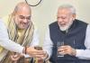 Narendra Modi Defeated All Opposition Parties - Sakshi