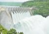 Srisailam Dam Gets Record 865 TMCs Flood In In 25 Days - Sakshi