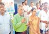 People Blackout Pharma City In Rangareddy - Sakshi