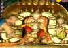 Lord Venkateswara Swamy Rides on Chinna Sesha Vahanam