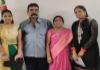 West Godavri District Woman Killed As Car Falls Off Hyderabad - Sakshi