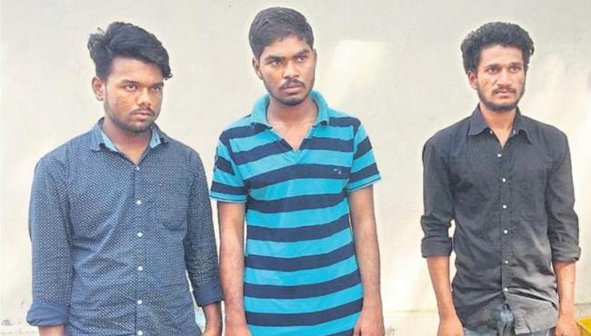 rape attempt on degree student in kanigiri