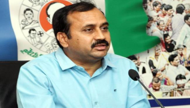 KSR Interview with MLA alla ramakrishna reddy