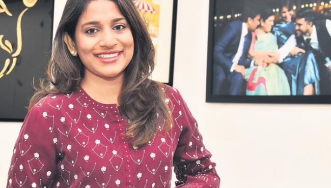 mega designer susmitha - Sakshi