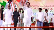 Congress President Rahul Gandhi Visit to Hyderabad Photo Gallery - Sakshi